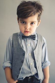 Bohemian Babies Spring collection 2015 Boy's wool vest - hipster bot clothes by BohemianBabies