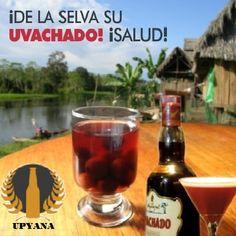 El Uvachado es una bebida típica de la selva peruana, se trata de un macerado de uvas negras en aguardiente. Su delicada dulzura realza los aromas naturales de nuestra selva. ¿Te gustaría tomar Uvachado?