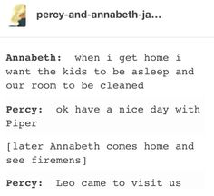 U had one job percy
