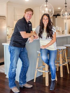 """Chip and Joanna Gaines help a nomadic couple who had lived in five homes over the past six years find and create their perfect forever home in Hewitt, Texas. Little did they know that """"coming home"""" would take on special surprise significance in this particular instance. From the experts at HGTV.com."""