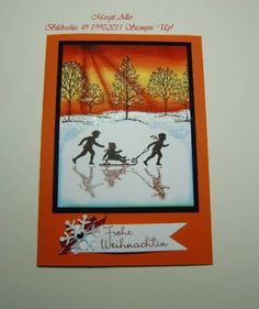 Christmas card by MargitsSchatztruhe - Cards and Paper Crafts at Splitcoaststampers