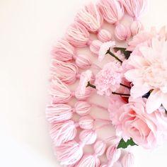 """453 mentions J'aime, 14 commentaires - 🌸 Une Touche De Douceur 🌸 (@sweet_poom_) sur Instagram: """"🌸🌷🌸PoOmPoOm🌸🌷🌸 • • • PoOmPoOm pour @tricotinette__ Acte 3 sur 4 💕 (Le rose m'avait manqué 🙈) • • •…"""""""