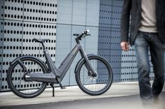 leaos carbon fiber electric bike is designed and handmade in italy