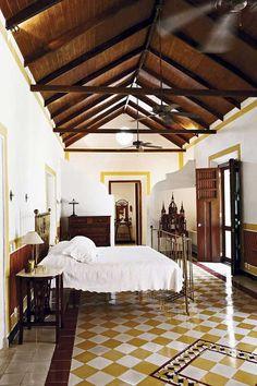 Hacienda Yucatan - Interior deign and home decor inspired by Latin America