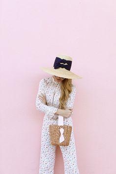 53e5fb870c FANCY FLORALS    PAMELA MUNSON SS18 Spring Hats