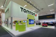 TOMTOM - IFA 2012 - BERLIN by Bas de Wit, via Behance