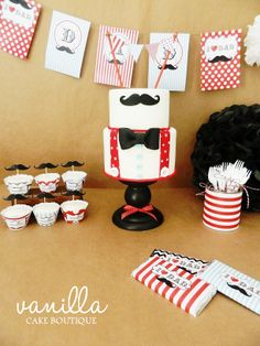 Mustache Cake Tomorrow in Italy is Father's Day, for the occasion I thought I'd make a cake with a mustache. Birthday Cake Kids Boys, First Birthday Cakes, 3rd Birthday Parties, Birthday Ideas, Mustache Birthday, Mustache Party, Moustache Cake, Cake Design Inspiration, Dad Cake