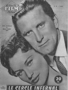 Amor film hebdo N°80  - Kirk Douglas - 31-8-55