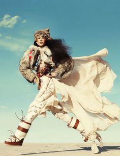 Fine Fettle: Fashion Inspiration: Nomad Chic