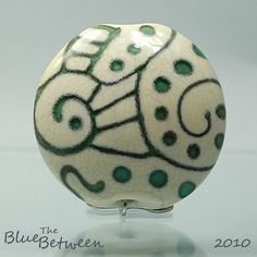The Blue Between: Beads Beads Beads!