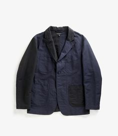 nepenthes online store | ENGINEERED GARMENTS Bedford Jacket - Cotton Double Cloth
