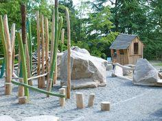 Alle Referenzen :: Referenzen :: Insel Mainau, Spielplatz Uferwelt 2007 www.zumkukuk.de