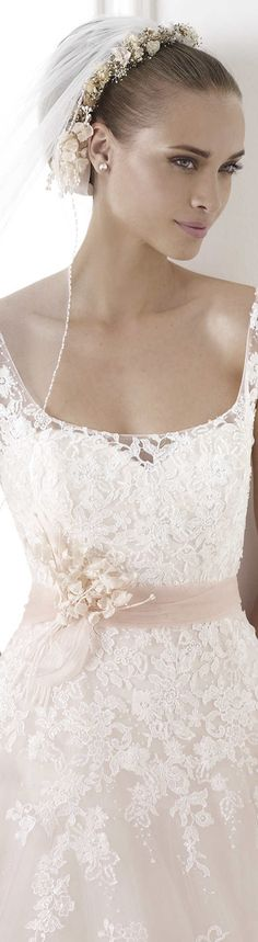 PRONOVIAS 2015 Glamour Bridal Collection | The House of Beccaria~