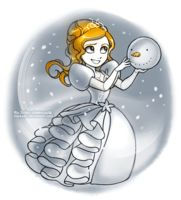 Inverno Giselle por daekazu