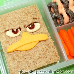 Agent P - Perry the Platypus Bento Lunch - Phineas and Ferb