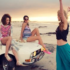 friends make summer perfect (and great clothes obviously) #NLHoliday