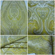 Kravet Couture Wow Factor Lime 24 x36Luxury