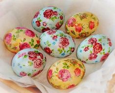 7 Innovative Ways To Decorate Your Easter Eggs