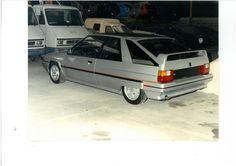 Citroen BX Coupe model