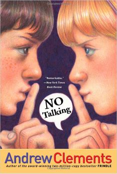 "Looking for a sure-winner Realistic Fiction book for your Literature Circle? Check out ""No Talking"" by Andrew Clements with the other Realistic Fiction books recommended by teachers for teachers on this page."