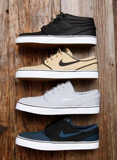 mens_fashion - Nike SB Zoom Stefan Janoski SB Skate Shoes @ Tactics com Mode Shoes, Sneakers Mode, Men's Shoes, Shoe Boots, Nike Sneakers, Nike Shoes Men, Ugg Boots, Sneakers Design, Nike Footwear