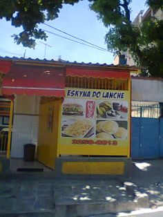 Eu Cuido Do Meu Lugar.Vamos manter nosso bairro sempre impecável e limpo.    Eskyna Do Lanche - Rua Edgar Luis Valdetaro - 69 - Loja -Pavuna - Rj / Próximo Conjunto Rubens Paiva.