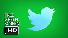Free Green Screen - Glossy Twitter Animated Logo Free Green Screen, Animation, Logo, Twitter, Logos, Animation Movies, Motion Design, Environmental Print