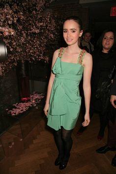 Lily Collins Fashion Transformation   Teen Vogue