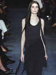 Visions of the Future: ANN DEMEULEMEESTER SS 2004