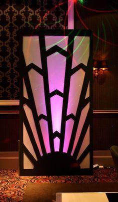 1920s Art Deco Gatsby Prohibition Speakeasy inspired Corporate Event