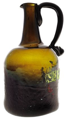 Antiques & Auctions News | Article Display | Black Glass Shines At Glass Works Sale