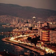 The 3rd largest city in Turkey: Izmir