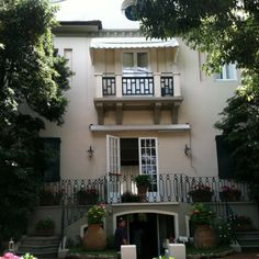 Residenza d'epoca hotel i Pini. Stayed in this lovely hotel last week in Lido di Camaiore.
