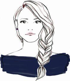 Summer hairstyle we love: braids
