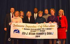 Four Newark schools earn state awards, grant money [Newark Post: December 4, 2014]