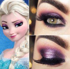 Ratgeber - Eiskönigin-Kostüm selber machen: Aussehen wie Elsa