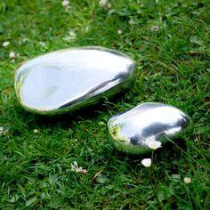 Aluminum Pebbles! Cool Yo!