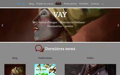 Le site est Online !!