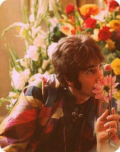 John Lennon flowerpower