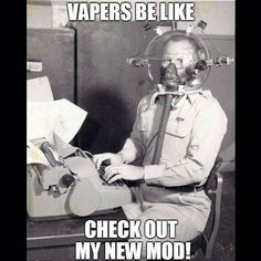 How's that for a mod? #Vapehumor #vapenutt ~SheWolf★