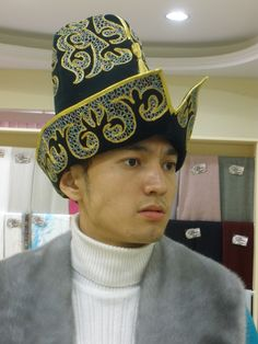 Kazakh national fashion