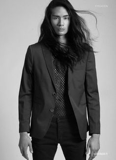 Filipino Models: Alexander Domunguez La Liga Filipina shot by Raen Badua - Illustrado Magazine - Filipino Abroad