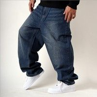 I think you'll like New Jeans Men Hip Hop Skateboard Pants Baggy Jeans Loose Casual hip-hop Jeans qa033. Add it to your wishlist!  http://www.wish.com/c/53a1234546188e4c869a5fa7