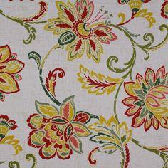 Findhorn-Garden - Fabrics