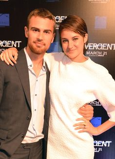 shailene woodley and theo james sheo is real you have to read this