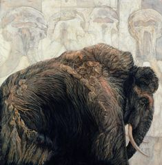 Mammoths by the Kennis brothers.