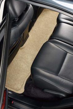 Maxpider 3D Classic Floor Mat For KIA Sportage 2010-2015 TAN Row 2 L1KA02622202, As Shown