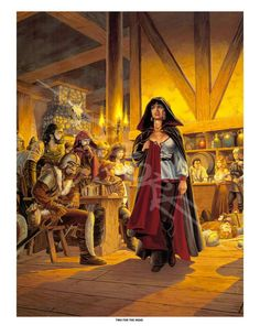 Two for the Road, Larry Elmore