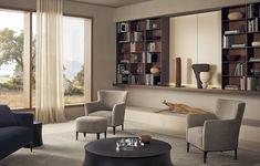 GENTLEMAN COLLECTION Nordic Design, Scandinavian Design, Sofas, Ottoman, Interior Architecture, Interior Design, Nordic Living, Furniture Design, Lounge