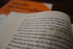 12 kule ord du berre finn på nynorsk Om